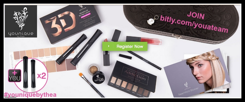 New Younique Presenters kit Sept 2015