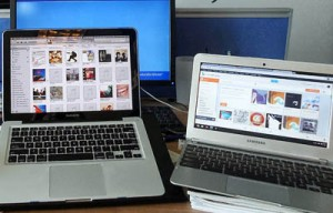 Social Media Management on Different Devices