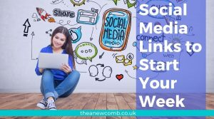 Social Media Links to Start Your Week