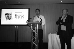 Gary Ennis, Mike Stevenson Working Digital Sept 2013