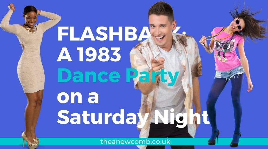 1983 Dance Party on a Saturday Night