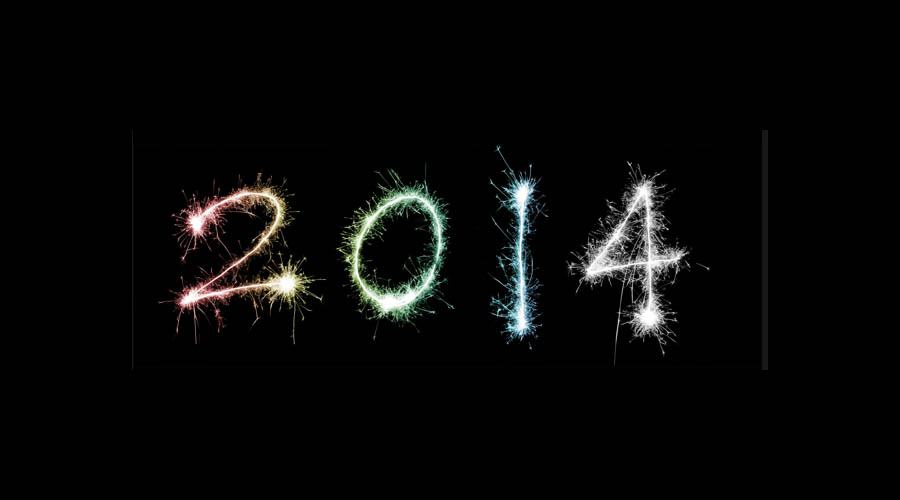 Happy New Year 2014 from Thea