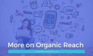 Organic Reach Picture - sharing is caring