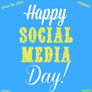 Happy Social Media Day - #smday 2014