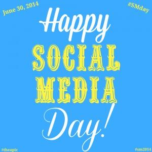 Happy Social Media Day - #smday 2014