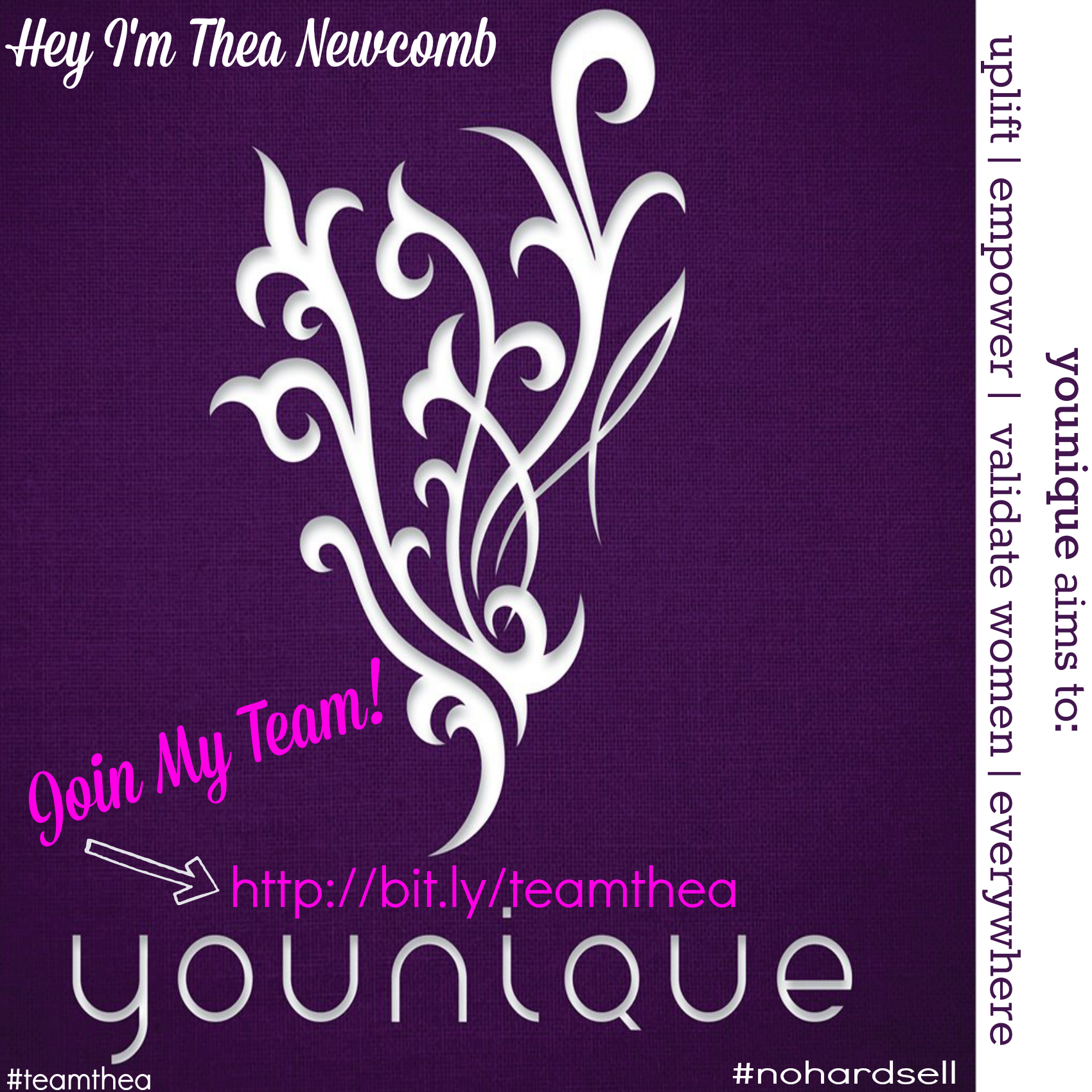 Click to Join Younique Team Thea