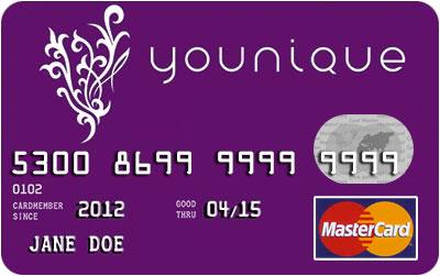A Younique Presenters Master Card