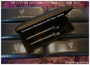 To be sure you're getting the REAL 3D Fiber Lash Mascara - Only buy from a Younique Distributor