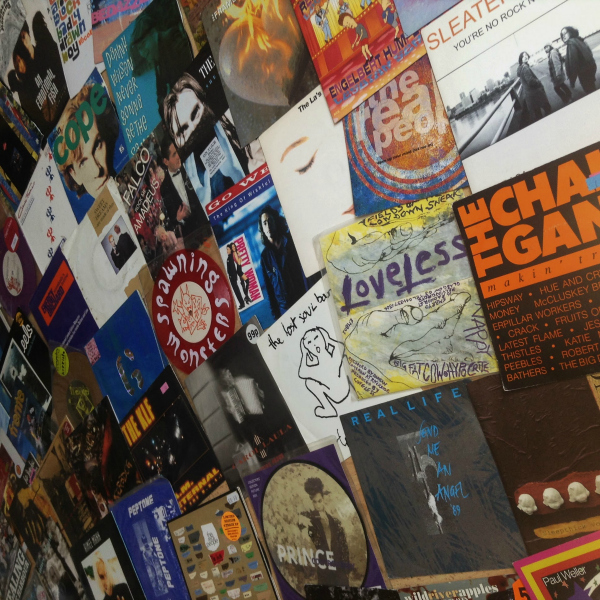 "International Record Store Day - my 7"" singles"