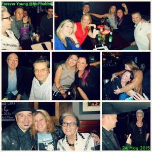 Forever Young @ Mcphabbs - Collage of fun