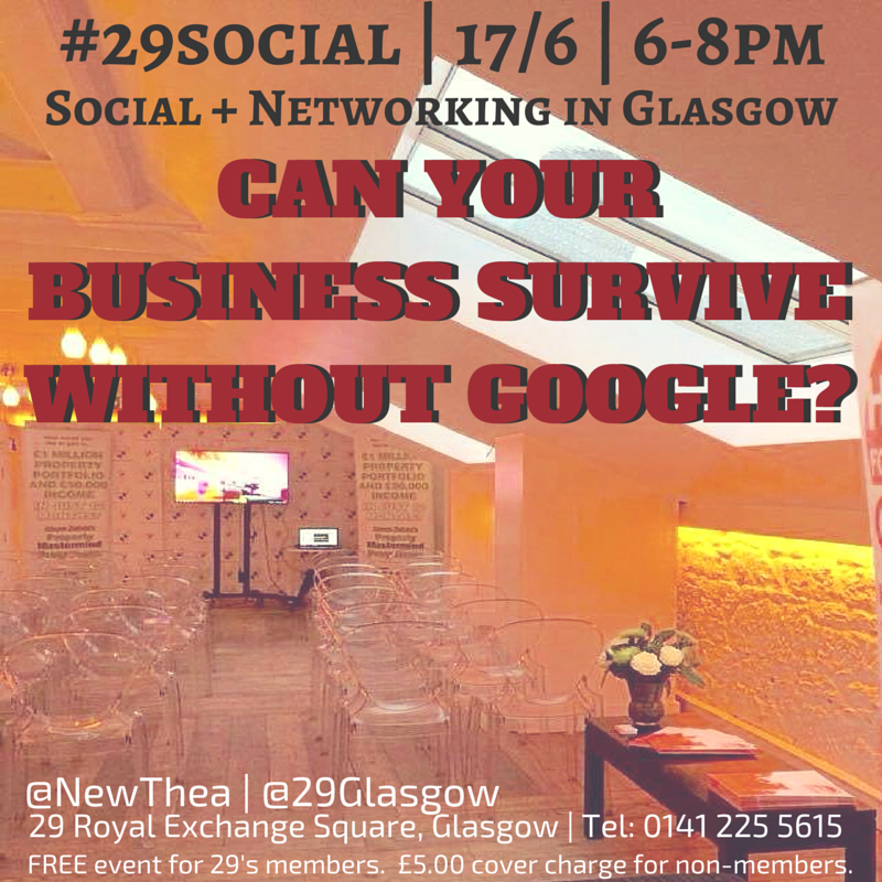 Can your business survive without Google?