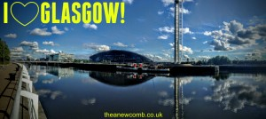 I love Glasgow - Photo and Blog Thea Newcomb - 23rd Anniversary