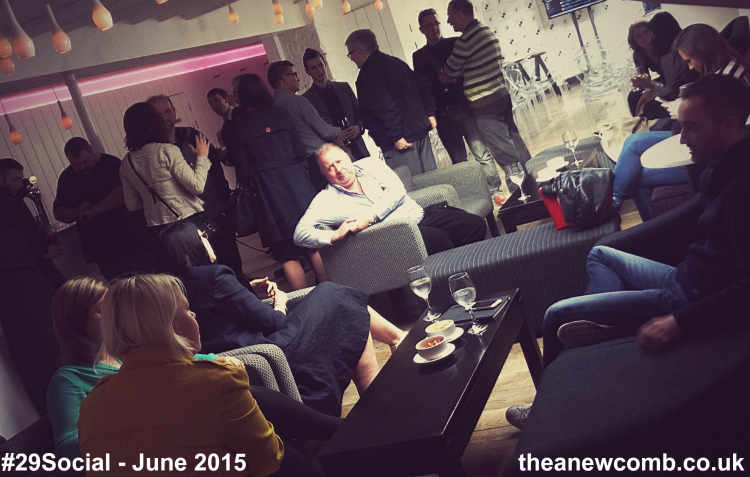 #29Social - Networking in Glasgow - hosted by Thea Newcomb