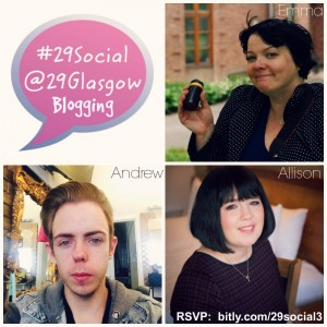 #29social panel for September - Blogging