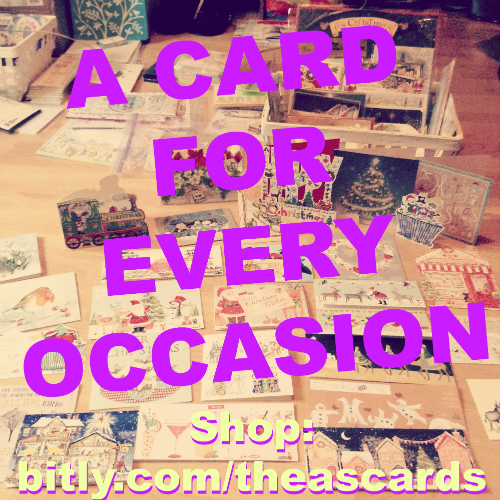A Card for Every Occasion - Theas Cards