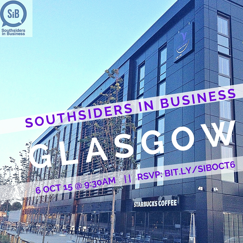 Join us for Southsiders in Business - networking in Glasgow