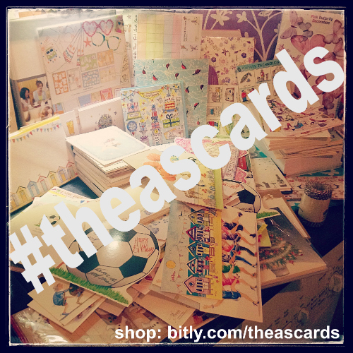 Shop for Cards - #theascards