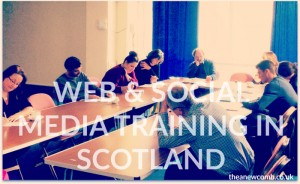 Thea Newcomb - Web and Social Media Training in Scotland