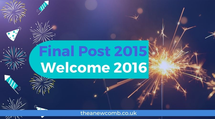 Final Post 2015 - Welcome 2016