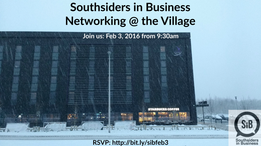 Southsiders in Business - Feb 3, 2016