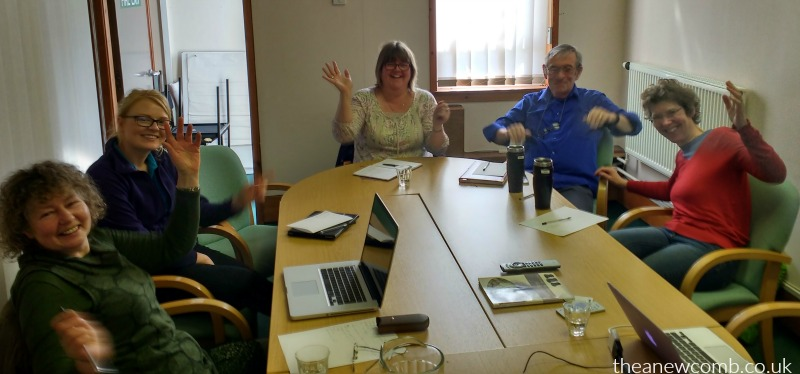 Social Media Training - Benbecula Uist
