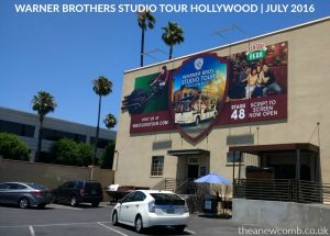 Warner Brother's Studio Tour Hollywood - July 2016 - Thea Newcomb