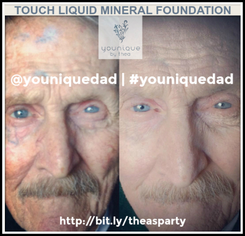 Younique Dad - Touch Foundation