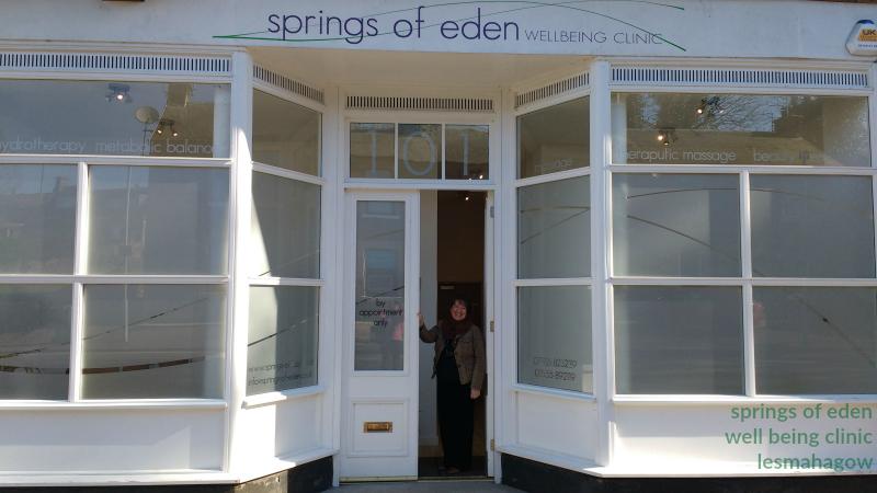Alison Sampson, Springs of Eden