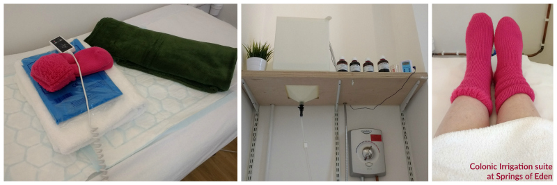 Click to Book an Appointment at Springs of Eden - Colonic Hydrotherapy