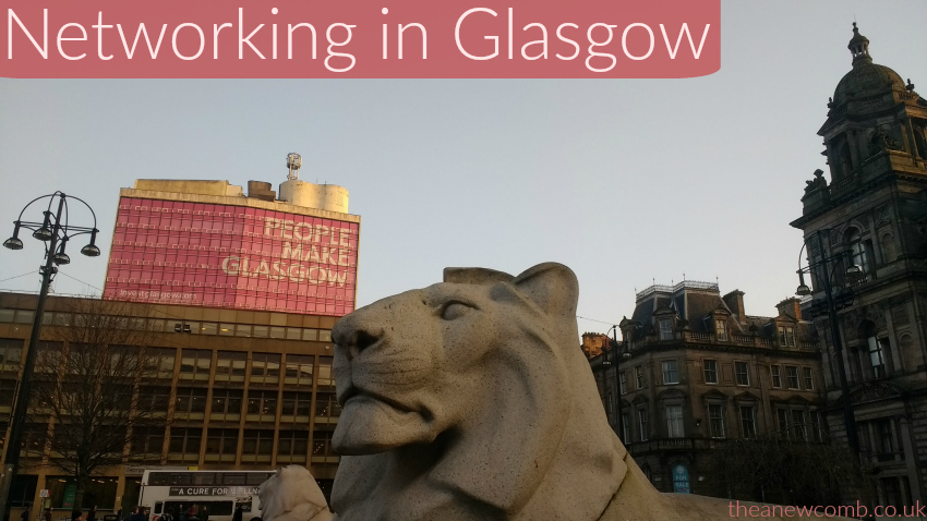 Networking in Glasgow - March 2017