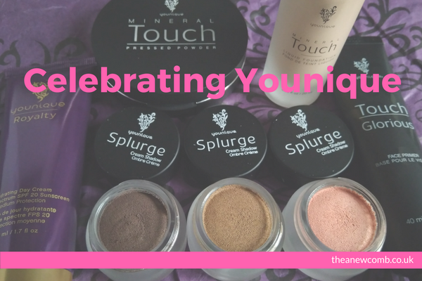 Celebrating My Younique Life