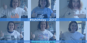 It's #tshirtday 2017 - 10th anniversary 6 Music BBC
