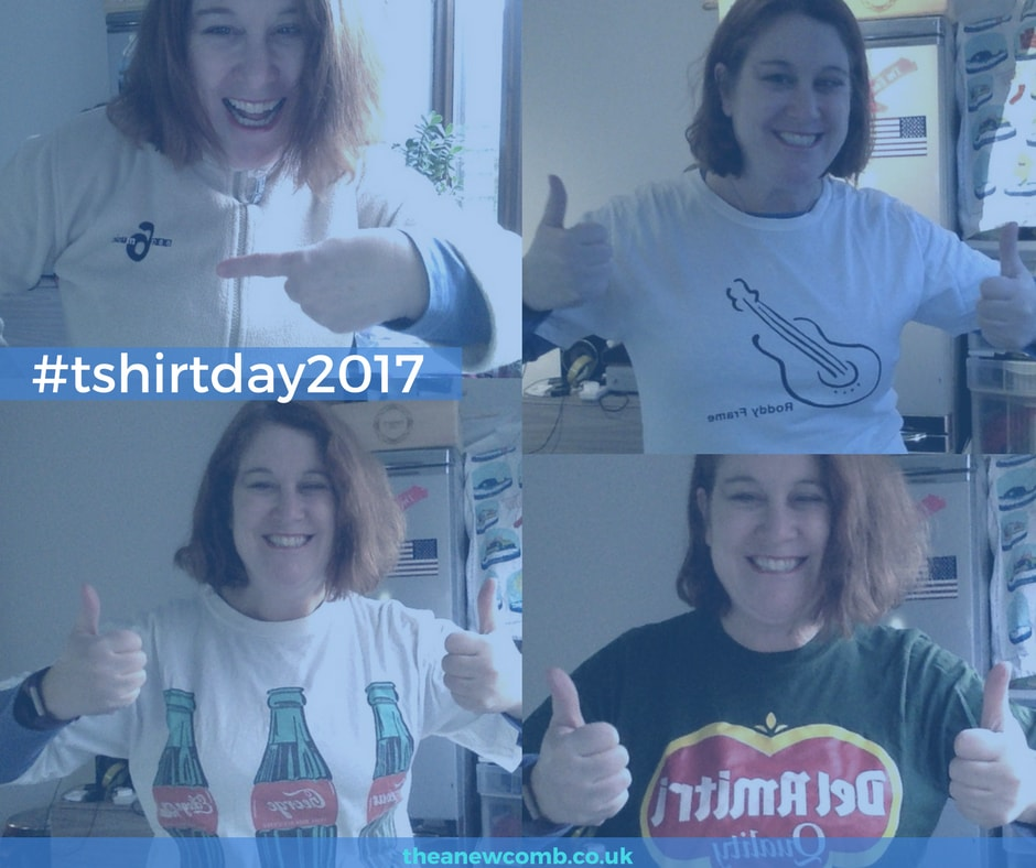 #tshirtday 2017 - thea's picture one