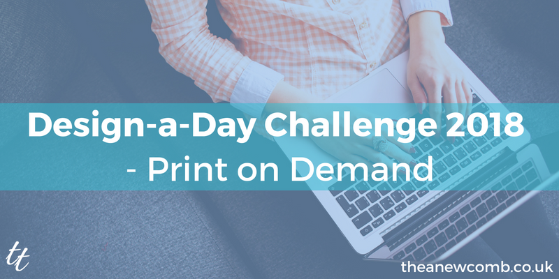 Design-a-Day Challenge Print on Demand