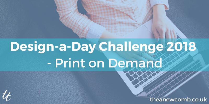 Design-a-Day Challenge Print on Demand
