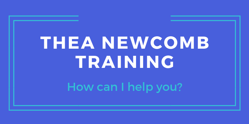 thea newcomb training and consulting