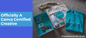 Scotland's First Canva Trainer - Canva Certified Creative