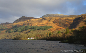 Gorgeous view from Rowardennan.