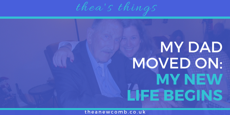 My dad moved on - my new life begins without Ralph Says Things