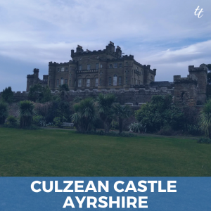 Culzean Castle Ayshire - by Thea Newcomb
