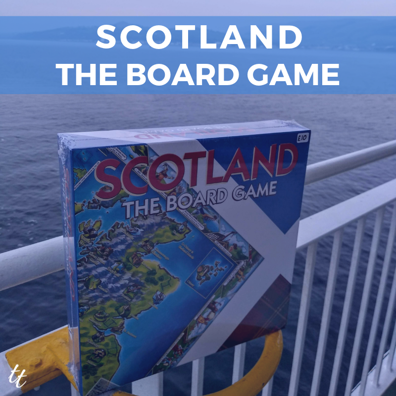 Scotland the Board Game - Largs, Ayrshire
