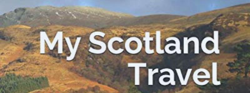Buy My Scotland Travel Journal