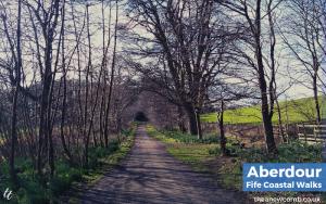 Fife Coastal Path, Aberdour Fife