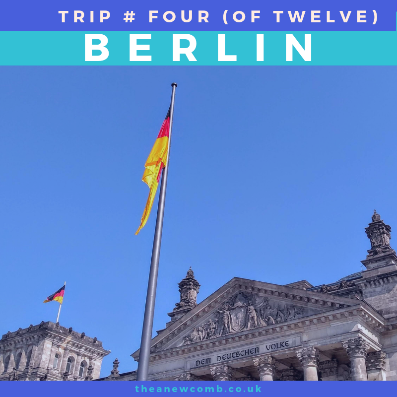 trip four to berlin - sightseeing