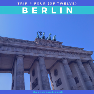The Brandenburg Gate is an 18th-century neoclassical monument in Berlin