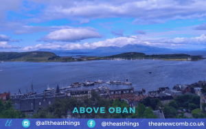 Above Oban from McCaig's Tower