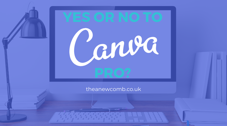 Yes or Now to Canva Pro