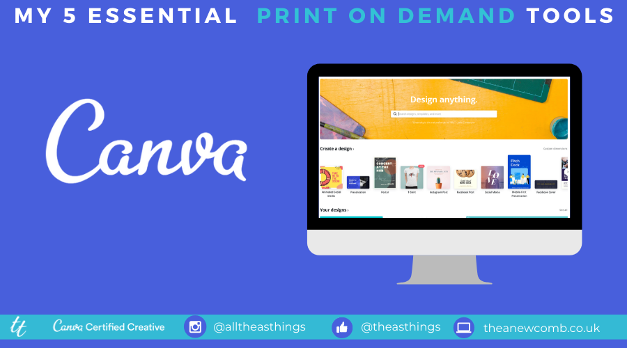 Sign up for Canva