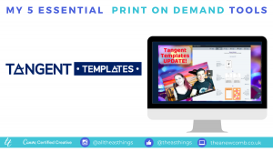 Tangent Templates for books, interiors and more