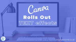 Canva Rolls Out Text Effects